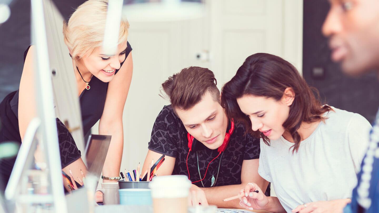 Neues Arbeiten und eine neue Unternehmenskultur